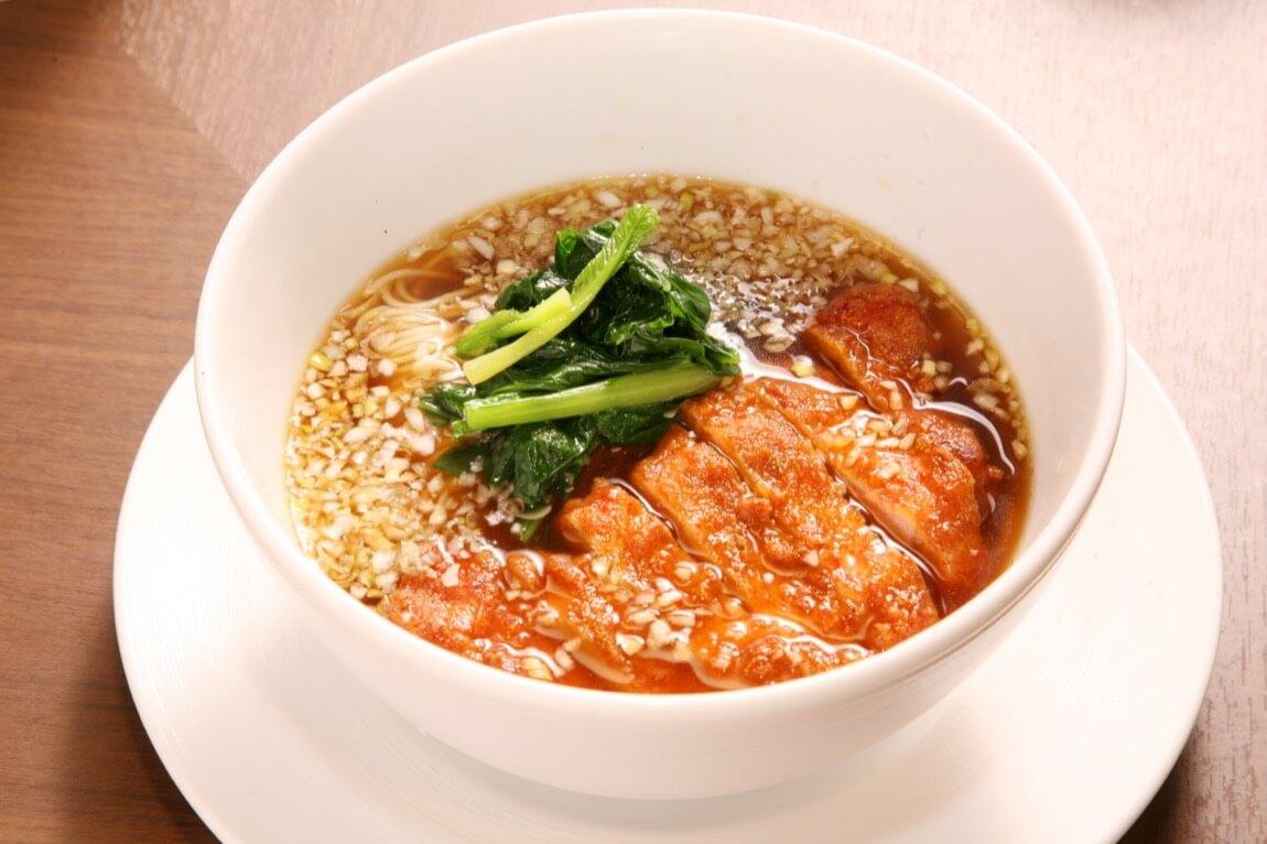 京鼎楼 パーコー麺・飯セット